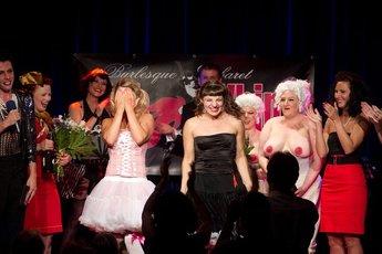 Fish & Whips Burlesque Contest - Burlesque Show in Berlin.