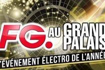 FG Electro Music Festival - DJ Event in Paris.