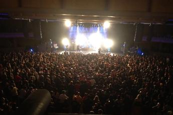 The Hollywood Palladium - Concert Venue in Los Angeles.