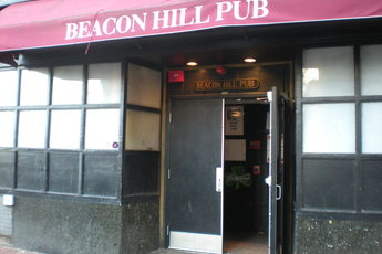 Beacon Hill Pub - Dive Bar | Pub in Boston.