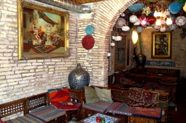 Sciam - Hookah Bar | Lounge in Rome.