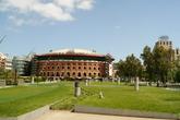 Parc Joan Miró - Park in Barcelona