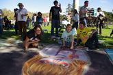 Luna Park Chalk Art Festival - Outdoor Event | Arts Festival in San Francisco.