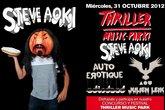 Thriller Music Park - DJ Event | Music Festival in Madrid.
