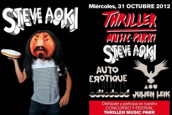 Thriller Music Park - DJ Event | Music Festival in Madrid.