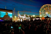 Coney Island Flicks on the Beach - Movies | Outdoor Event in New York.