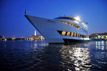 Upscale Ultra White Moonlight Cruise - Party in Washington, DC.