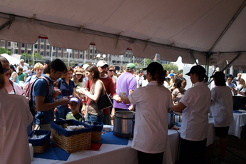 Chowderfest - Food & Drink Event in Boston.