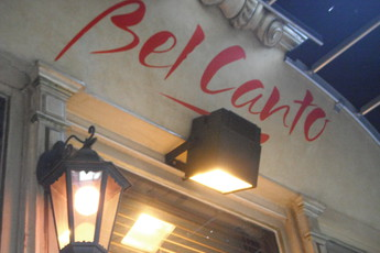 Bel Canto - Restaurant in Paris.