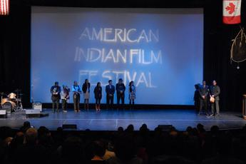 American Indian Film Festival - Film Festival in San Francisco.