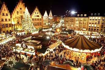 Berlin Christmas Market | December | Christmas | Party Earth