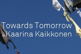 Kaarina Kaikkonen: Towards Tomorrow - Art Exhibit in Rome.