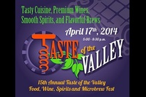 15th Annual Taste of the Valley Food, Wine, Spirits and Microbrew Fest - Food Festival | Food & Drink Event | Wine Festival | Beer Festival | Community Event in Los Angeles.
