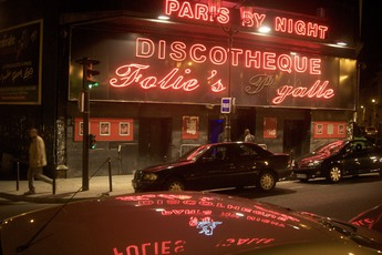 Le Folie's Pigalle - Gay Club in Paris.