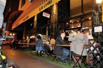 La Cafe Los Angeles Spring Street