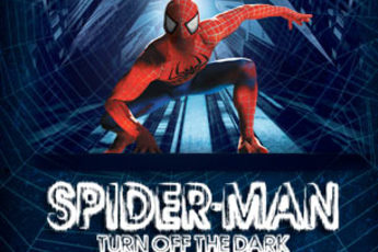 Spider-Man: Turn Off The Dark - Musical in New York.