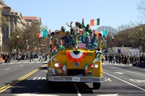 Washington, DC St. Patrick's Day Parade - Holiday Event | Parade in Washington, DC.