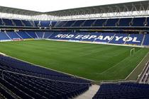 Cornella - El Prat Stadium - Stadium in Barcelona.