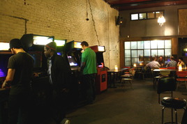 Barcade - Bar | Arcade in New York.