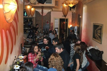 Caf del Soul - Bar | Caf in Madrid.