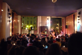 B-Flat - Jazz Club | Music Venue in Berlin.