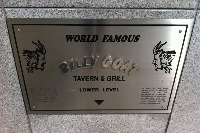 Photo of Billy Goat Tavern