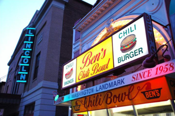 Ben's Chili Bowl - Historic Restaurant in Washington, DC.