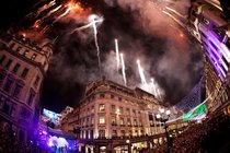 Regent Street Christmas Lights - Concert | Holiday Event | Shopping Event in London.