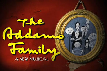 The Addams Family - Musical in Los Angeles.