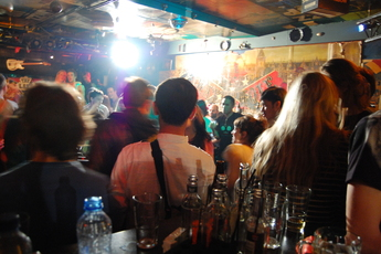 The Waterhole - Club | Dive Bar | Live Music Venue in Amsterdam.