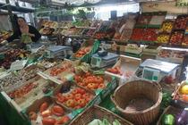Marché Raspail - Market in Paris.