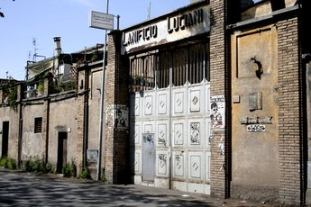 Lanificio 159 - Concert Venue in Rome.