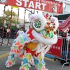 LA Chinatown Firecracker Run/Bike 2015