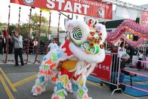 LA Chinatown Firecracker Run/ Bike - Arts Festival | Cycling | Holiday Event | Running | Sports in Los Angeles.