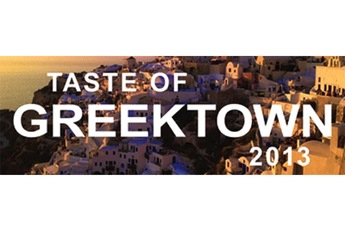 Taste of Greektown - Cultural Festival | Food Festival | Street Fair in Chicago.
