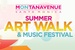 Montana Avenue Summer Art Walk & Music Festival - Arts Festival | Music Festival | Shopping Event in Los Angeles