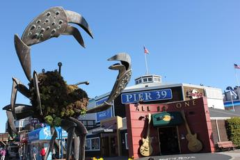 Pier 39 - Event Space | Landmark | Live Music Venue | Outdoor Activity in San Francisco.
