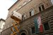 Palazzo Strozzi - Art Gallery in Florence.