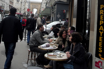 Chez Jeannette - Bar | Café in Paris.