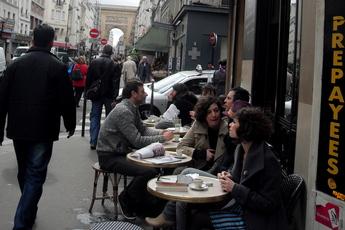 Chez Jeannette - Bar   Café in Paris.