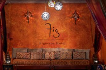 Hotel Figueroa - Hotel | Hotel Bar | Lounge in Los Angeles.