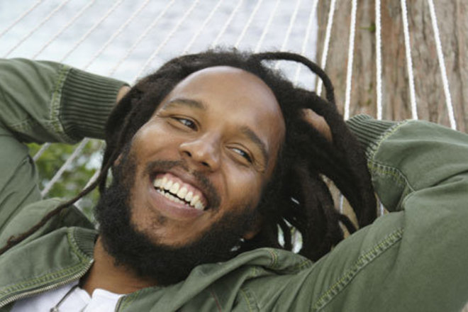 Photo of Ziggy Marley
