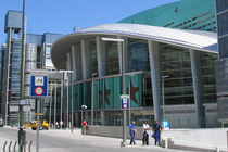 Barclaycard Center (Palacio de Deportes) - Arena | Concert Venue in Madrid.