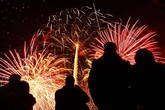 New Year's Eve Fireworks Display - Holiday Event | Special Event in London.