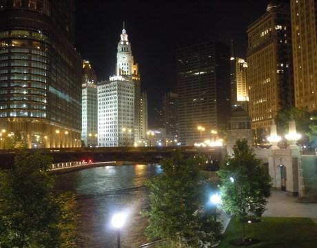River North, Chicago.