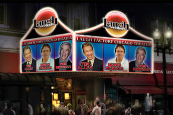 All-Star Comedy at Laugh Factory Chicago - Stand-Up Comedy in Chicago.