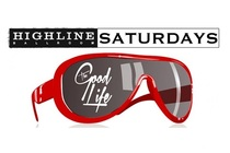 Good Life Saturdays at Highline Ballroom - Club Night in New York.