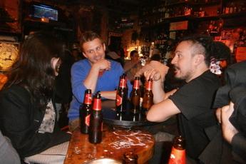 Bollocks - Dive Bar in Barcelona.