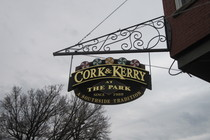Cork &amp; Kerry at the Park - Irish Pub | Restaurant | Sports Bar in Chicago.