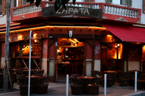 Zapata - Tequila Bar in French Riviera.